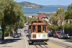 Cable Car 24 (vsoe) Tags: sanfrancisco california usa america us sightseeing amerika kalifornien sehenswrdigkeiten unitesstaates
