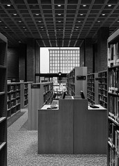 Cleo Rogers Memorial Library (@archphotographr) Tags: columbus architecture project us library may indiana places architect impei columbusindiana columbusin archidose ef1635mmf28liiusm impeipartners cleorogersmemoriallibrary canoneos5dmarkiii archdaily archphotographr ©hassanbagheri ©hbarchitectural