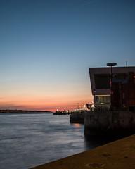 Sunset (RSdesignUK) Tags: sunset museum night liverpool docks evening pentax albert f 24mm mersey fa fa24 k3ii