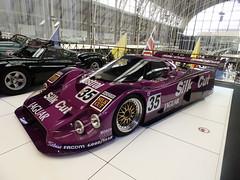 Jaguar XJ-R12 LM (3) (zerex59) Tags: jones mans le raul 24 1991 jaguar michel lm 1990 davy 990 twr boesel xjr12 fert