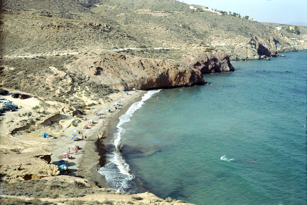 219-08 · Playa Cueva de los Lobos by Danipuntocom, on Flickr