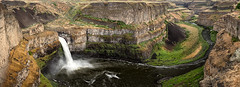 Palouse Falls and Canyon (David Jones 2) Tags: usa dave jones washington state canyon falls palouse