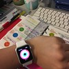 Apple Watch & Activity (mimi.candi) Tags: red apple healthy imac technology exercise tech stickers health goals activity fitness tiffany filofax motivated gadgetgirl applewatch saffiano