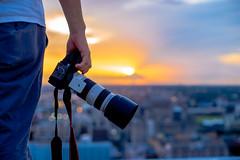 DSC_0685 (McSlothin) Tags: new sunset rooftop nikon orleans rooftops chillin explore nola fullframe wander d610 vsco