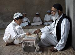 Koran teacher (ali darwish233) Tags: photography bahrain photogarpher alidarwish