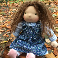 Waldorf Noble Dolls (Noble Doll Studio) Tags: waldorfdoll wool customwaldorfbabydoll customwaldorfdoll custommade