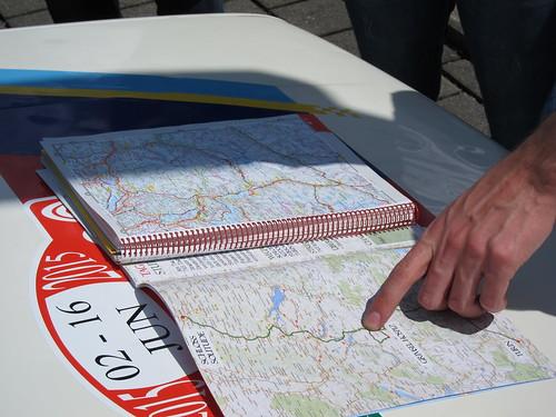 Tag 1 - Routenanpassung da der Grimsel Pass noch gesperrt ist