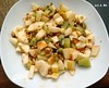 Obstsalat / Fruit salad (Yogi 58) Tags: obstsalat fruitsalad apfel apple banane banana kiwi walnuss walnut zitrone lemon honig honey handyfoto mobileshot jörgsteiof yogi58