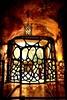La porta dell'inferno (AlessandroDM) Tags: barcellona casamilà antonigaudi gaudi spagna spain espana catalunya catalogna