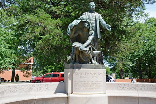 Booker T. Washington, Alabama, Tuskegee, Tuskegee University