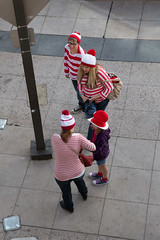 1612 Where's Waldo flashmob18 (nooccar) Tags: dtphx 1612 improvaz dec2016 nooccar cityscape devonchristopheradams whereswaldo contactmeforusage devoncadams dontstealart flashmob photobydevonchristopheradams