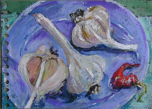 Marianne's Garlic