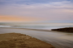 (Stavros A.) Tags: longexposure seascape outdoor landscape sea wave sunset coast beach sand cloudy nikond750 nikon24120f4 ndfilter soft smooth water ocean shore fineart καιάφασ ηλεια ελλαδα greece kaiaphas explore lightroom leefilter 10stop minimalism minimal