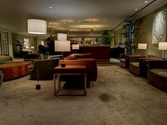 Drinking space (A. Wee) Tags: cathaypacific 国泰航空 机场 airport hkg hongkong 香港 china 中国 thepier lounge