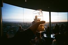 Here's to you, Ahab (iampaulrus) Tags: 35mm 35mmfilmphotography film filmisnotdead filmphotography analog analogue lomography lomo paulfargher paulfargherphotography photoexpresshull lcwide wideanglelens ireland dublin architecture guinness glass pintglass