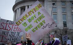Womens March DC-20170121-TW Meetup _ 20170121 _ KMB_0387 (kevinbarry7) Tags: womensmarch washington dc feminism dump trump protest capital resist mall pence devos love trumps hate