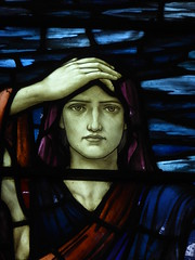 Lost Soul (Aidan McRae Thomson) Tags: tamworth church staffordshire stainedglass preraphaelite henryholiday