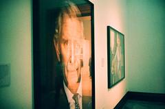 Prince Charles (oh it's amanda) Tags: ricohff1 london londonengland nationalportraitgallery museum 35mm xpro crossprocessed fujisensia400 expiredfilm expirationdateunknown