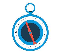 Anglų lietuvių žodynas. Žodis compass reiškia 1. n 1) kompasas; 2) apimtis, diapazonas; beyond my compass daugiau negu aš galiu suprasti; 3)pl skriestuvas;2. v 1) pasiekti, įgyvendinti; 2) sugalvoti lietuviškai.