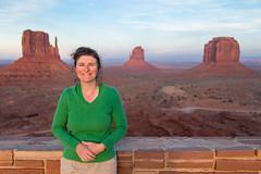 Monument Valley portrait (mfeingol) Tags: arizona navajo monumentvalley navajotribalpark ella