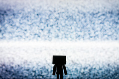 Day 37/365 (Lee Chu) Tags: project365 sel35f18 danbo sonynex6 1984 orwell bigbrother silhouette