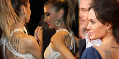İrem Derici'den Angelina Jolie itirafı (daykancom) Tags: angelinajolie iremderici
