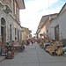 Calle principal del comercio en Catacaos