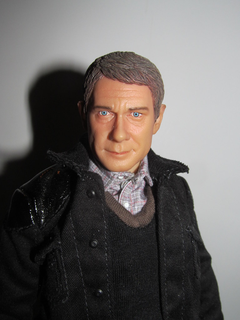 Dr. Watson, I Presume... (larry_boy17) Tags: Actionfigure Tv  Dr Watson I Presume