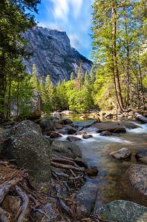 Merceed river, Yosemite