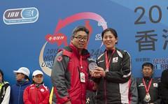 日本隊選手