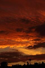 Sunset 6 7 15 #31 (Az Skies Photography) Tags: sunset red arizona sky orange cloud sun black june rio yellow set skyline clouds canon skyscape eos rebel gold golden twilight dusk salmon 7 az rico safe nightfall 2015 arizonasky arizonasunset 6715 riorico rioricoaz t2i 72015 arizonaskyline canoneosrebelt2i eosrebelt2i arizonaskyscape june72015