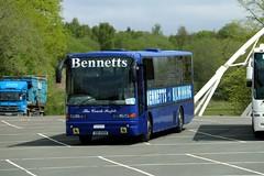 Bennetts, Kilwinning SIB4569 (busmanscotland) Tags: go dennis whittle sib kidderminster bennetts kilwinning javelin rcj 4569 r308 uvg sib4569 r308rcj