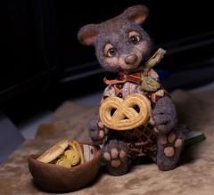 _DSC7874 (olesyagavr) Tags: bear teddy felting