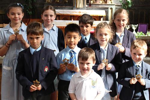 End of Year Pupil Progress Winners