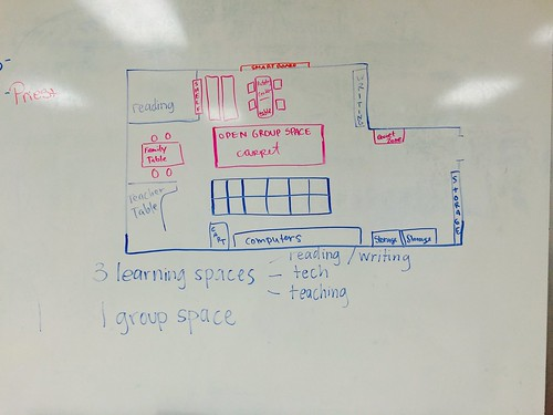 Classroom plan by shellyfryer, on Flickr