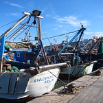 "Fishing Boats <a style=""margin-left:10px; font-size:0.8em;"" href=""http://www.flickr.com/photos/14315427@N00/19350060065/"" target=""_blank"">@flickr</a>"