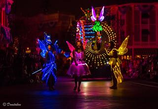Paint the Night Fairies