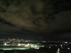 Sydney 2015 Jul 12 04:58 (ccrc_weather) Tags: sky night outdoor sydney australia automatic kensington jul unsw weatherstation 2015 aws ccrcweather
