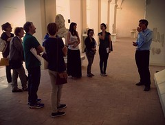 """Warm-up for the Eurovision Lab in Italy: Experiencing the EMEE Change of Perspective, Museo Nazionale Romano – Terme di Diocleziano, 11th-15th May 2015, Rome • <a style=""""font-size:0.8em;"""" href=""""http://www.flickr.com/photos/109442170@N03/19950752890/"""" target=""""_blank"""">View on Flickr</a>"""