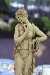 Statuette (Read2me) Tags: she cye store shop antique vintage statue dof thechallengefactory pregamewinner challengeclubwinner gamewinner flickrchallengewinner perpetualchallengewinner