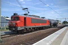 DBS 1616 met VTG ketelwagen (NS441) Tags: