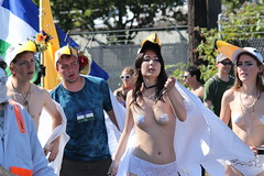 Seagulls (Chicago John) Tags: seattle fair fremont parade solstice 2015 fremontfair