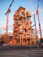 Apartment building at The promenade, Tel Aviv!