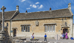 Church of England Primary School (fotofrysk) Tags: england children village cottage teacher wiltshire pupils lacock schoolyard nationaltrustproperty thecotswolds dsc0963 churchofenglandprimaryschool nikond7100