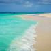 Shell beach, Anguilla, British West Indies