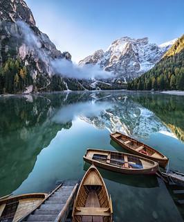 Dolomite Alps - Explored -