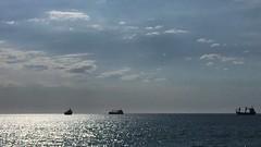 Océano (-kelchderliebe) Tags: belleza skyporn sky landscape beauty view vista sea mar viñadelmar chile oceano ocean vscocam vsco