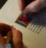 001 (ziggiotti ivano (Ziggy Stardust)) Tags: azzurrite aurummusicum calligrafia cancelleresca doratura inchiostroferrogallico illumination inverno laccadilegnobrasile miniatura manuscript nerofumo oroinconchiglia oromusivo pergamena pennadoca rossoveneto succodilegnobrasile azzurrodellamagna