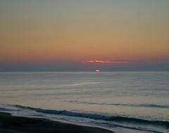 Sunrise at Myrtle Beach (JiminSC) Tags: myrtlebeach beach sunrise sun southcarolina sc canon