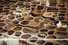 Fez tannery, Morocco (Naomi Rahim (thanks for 3 million visits)) Tags: fes fez morocco fas maroc africa northafrica 2016 travel wanderlust travelphotography nikon nikond7200 medina فاس leather tannery المغرب brown kids people working